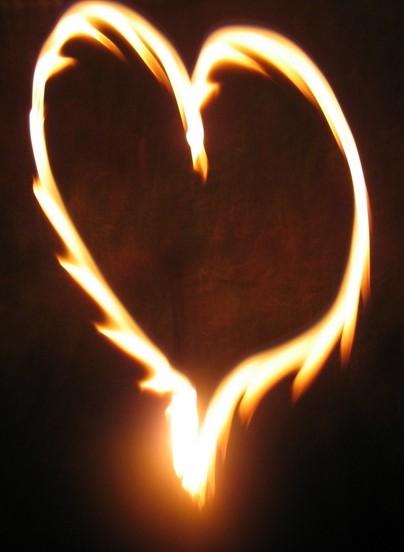 Flamme des Herzens - II...