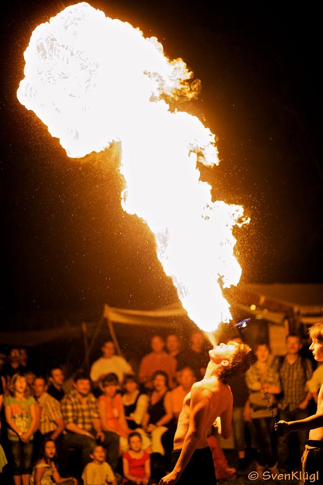 Flammen der Nacht II