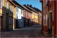 Flanderborg, Røros-Bergstaden
