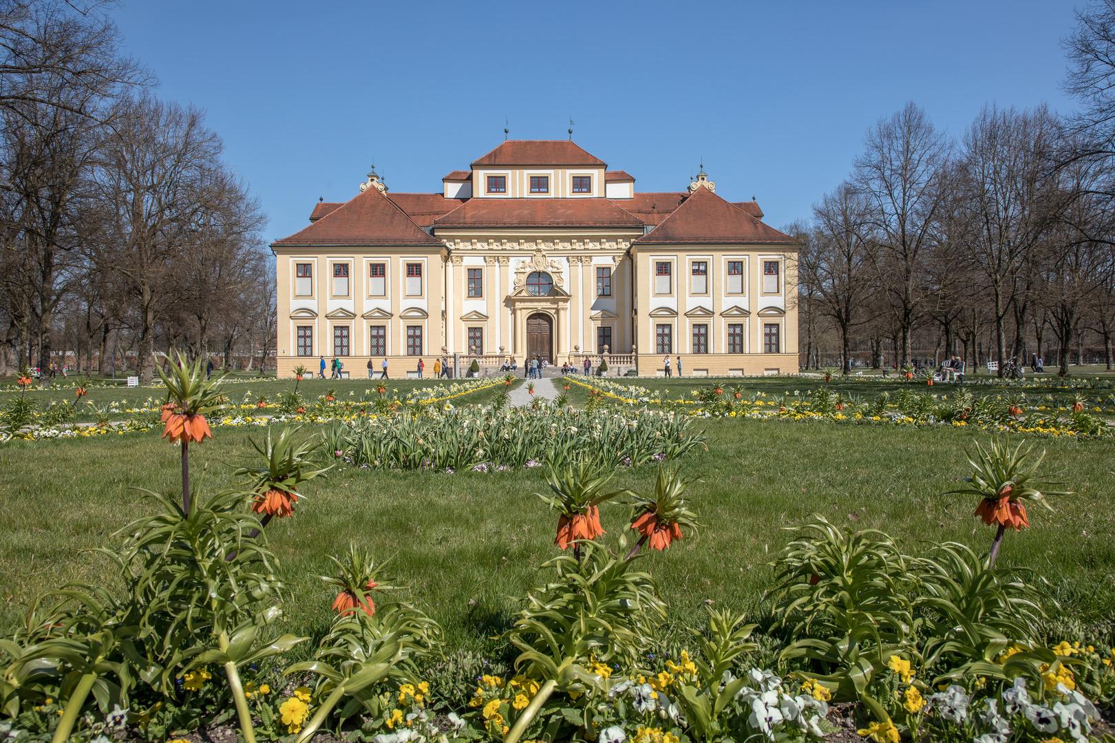 Flanieren im Schlosspark