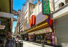 Flanieren in Buenos Aires