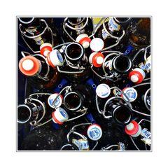 Flaschengeist war getrunken
