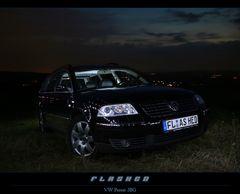 Flashed - VW Passat