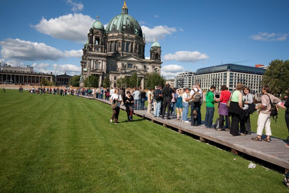 Flashmob Berlin