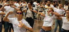 flashmob II - Barcelona