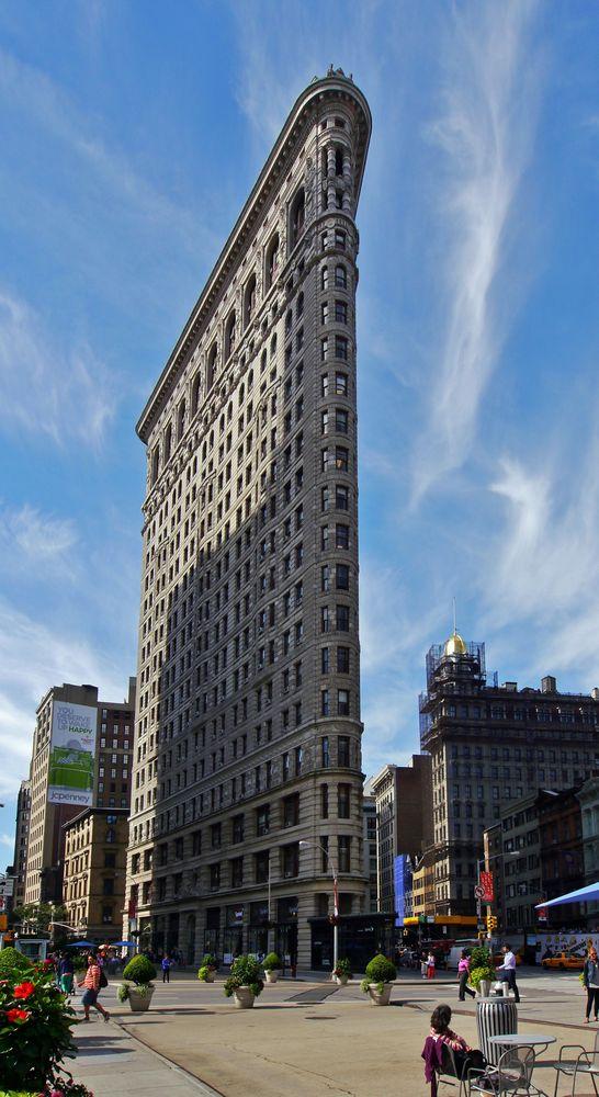 Flatiron - Building