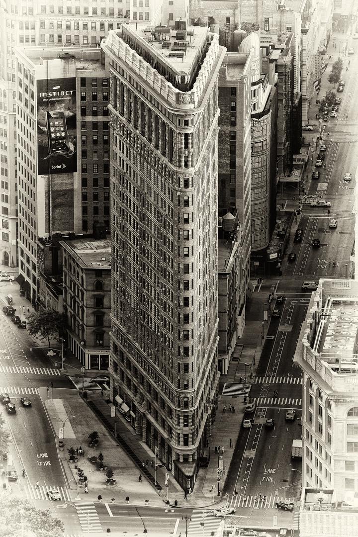 - Flatiron Building -