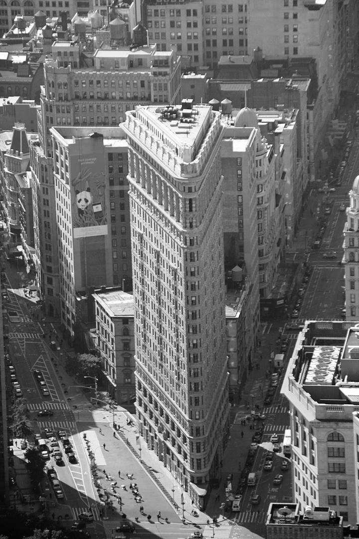 Flatiron Building - New York 2010