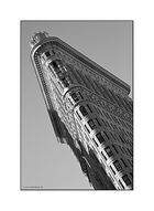 Flatiron Building, New York City Serie XXXI