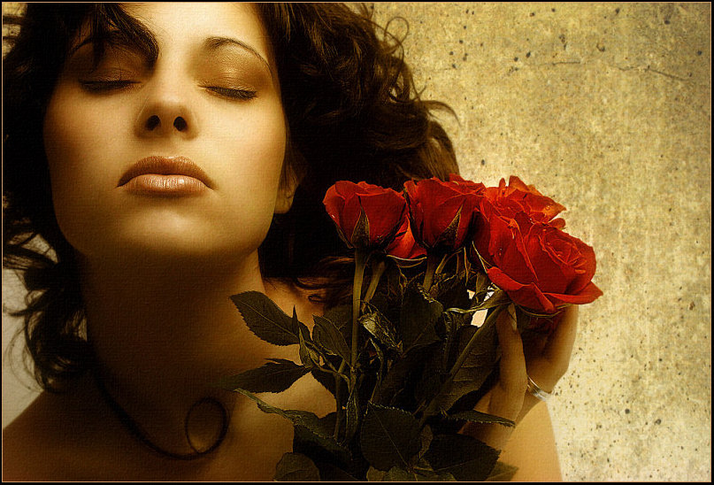 [ flavour of roses ]