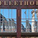 Fleethof als Spiegel - ein zweites Mal