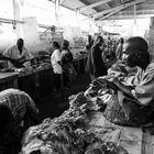 Fleischmarkt in Banjul, Gambia (reloaded)
