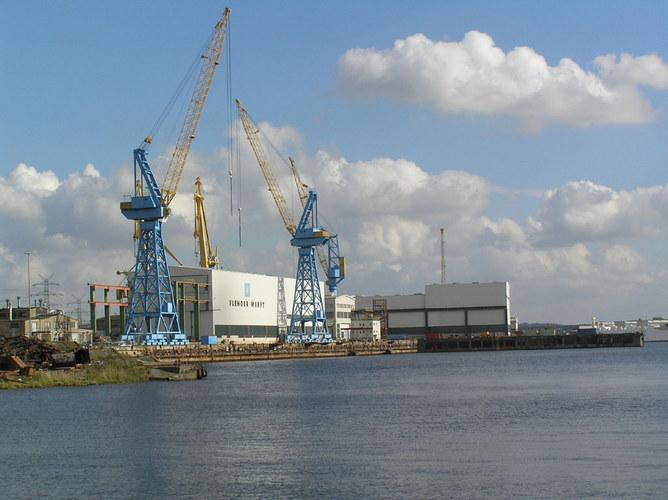 Flender-Werft 2004