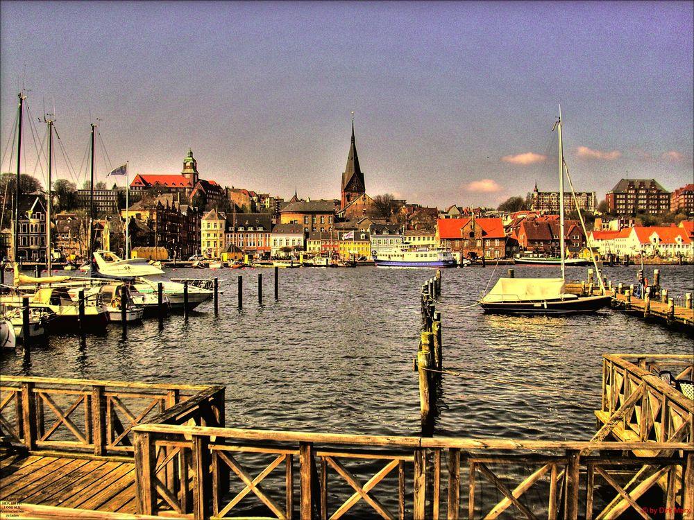 Flensburg foto bild architektur reise flensburg bilder auf fotocommunity - Architektur flensburg ...
