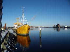Flensburg Hafen