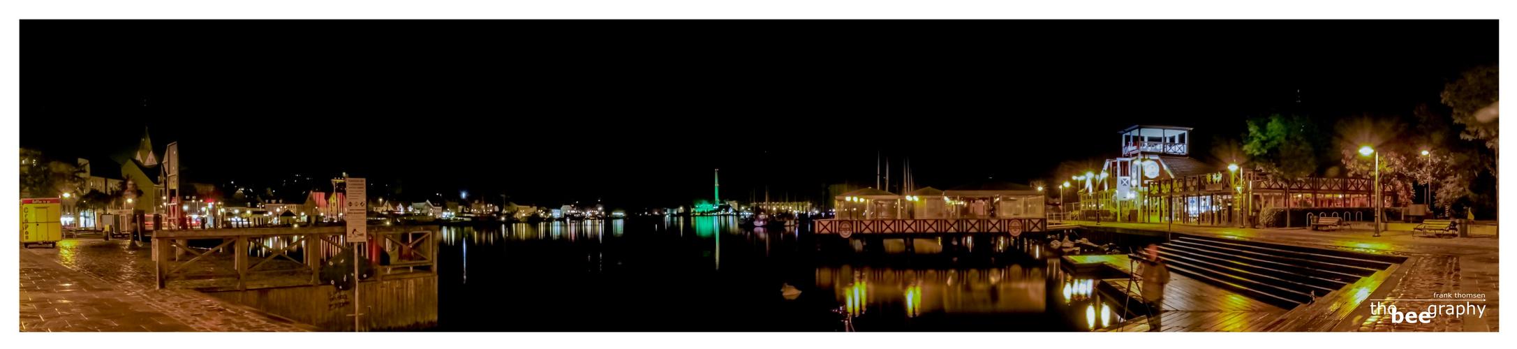 Flensburg - Hafenspitze.......