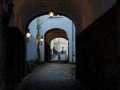 Flensburg Hofimpression
