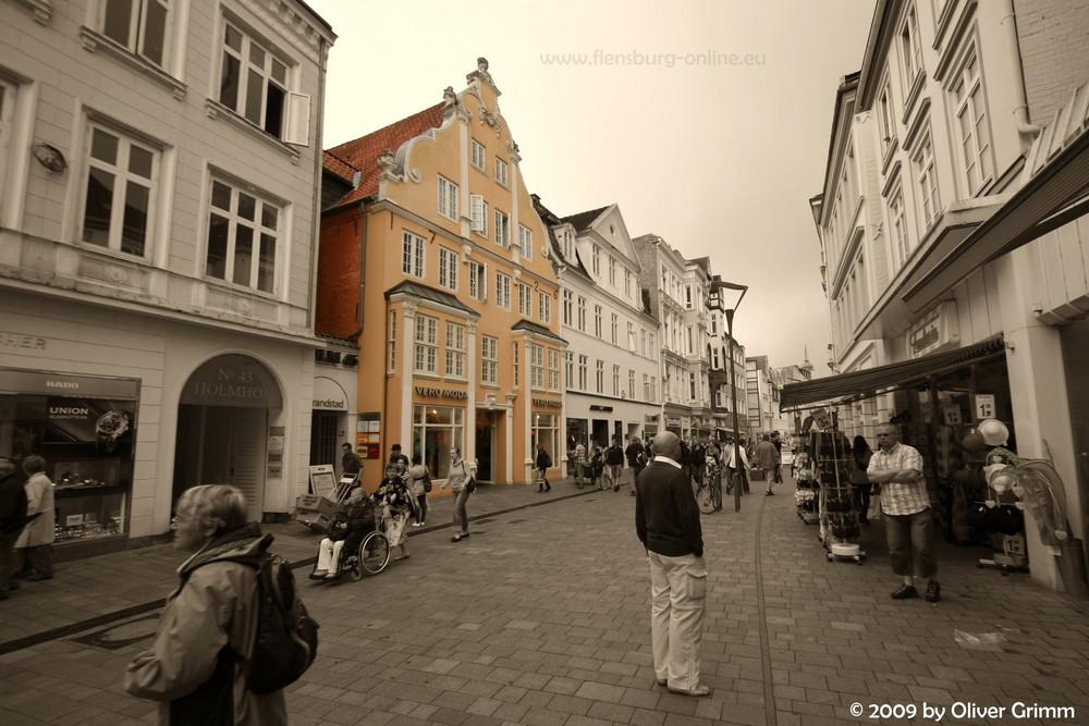 Flensburg holm 45 foto bild architektur stadtlandschaft historisches bilder auf fotocommunity - Architektur flensburg ...