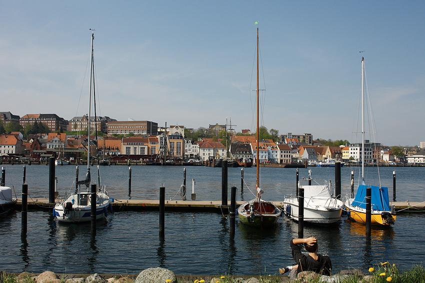 Flensburg ist gemütlich!
