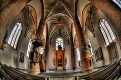 Flensburg - St.Nikolai-Kirche .