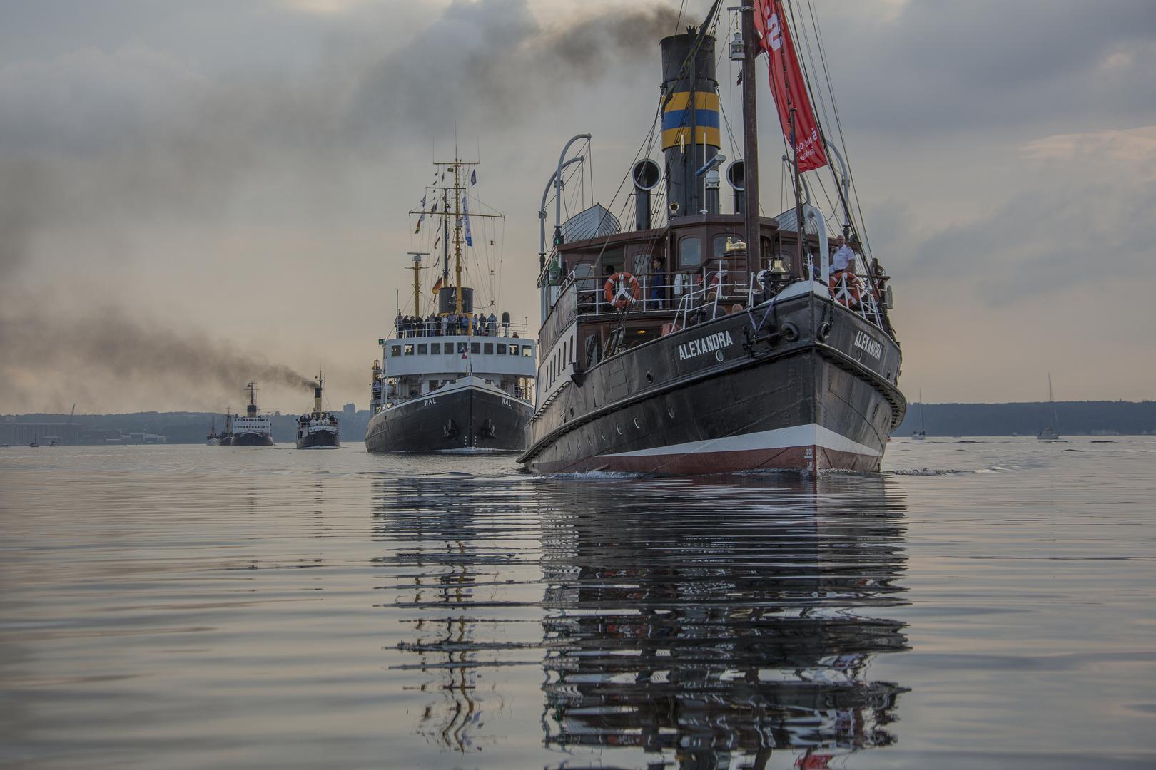 Flensburger Dampfrundum 2019