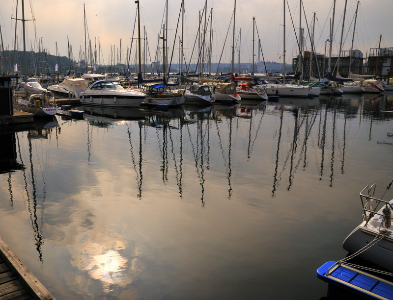 Flensburger Yachthafen Sonwik