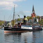 Flensburgs schwimmendes Wahrzeichen