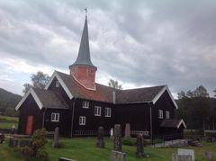 Flesberg - Stabkirche