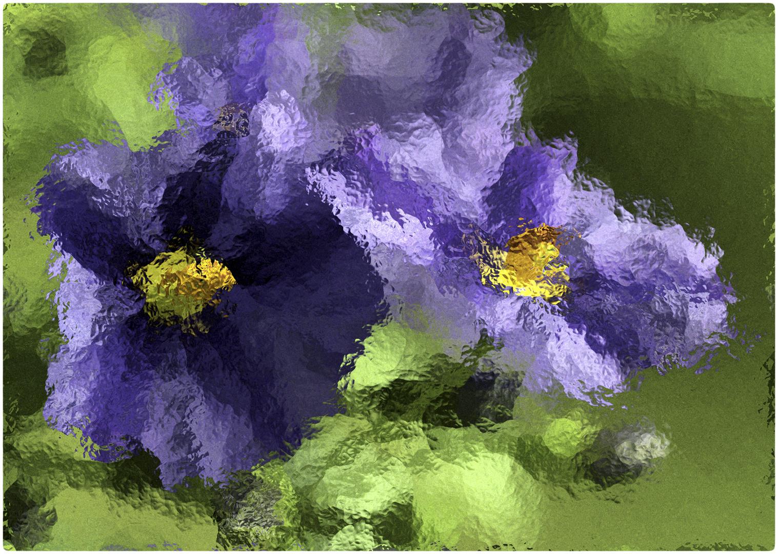 fleurs sous verre photo et image divers nature digiart. Black Bedroom Furniture Sets. Home Design Ideas