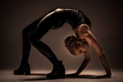 flexibel woman