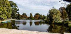 Flickschuhteich in Burg bei Magdeburg