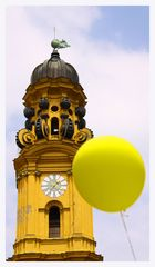 Flieg Luftballon flieg