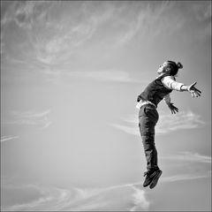 Fliegen können ...