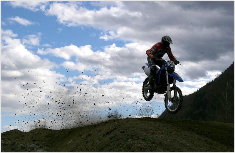 fliegende Motorräder #02