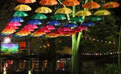 Fliegende Schirme II