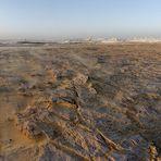 fliegenden Sand