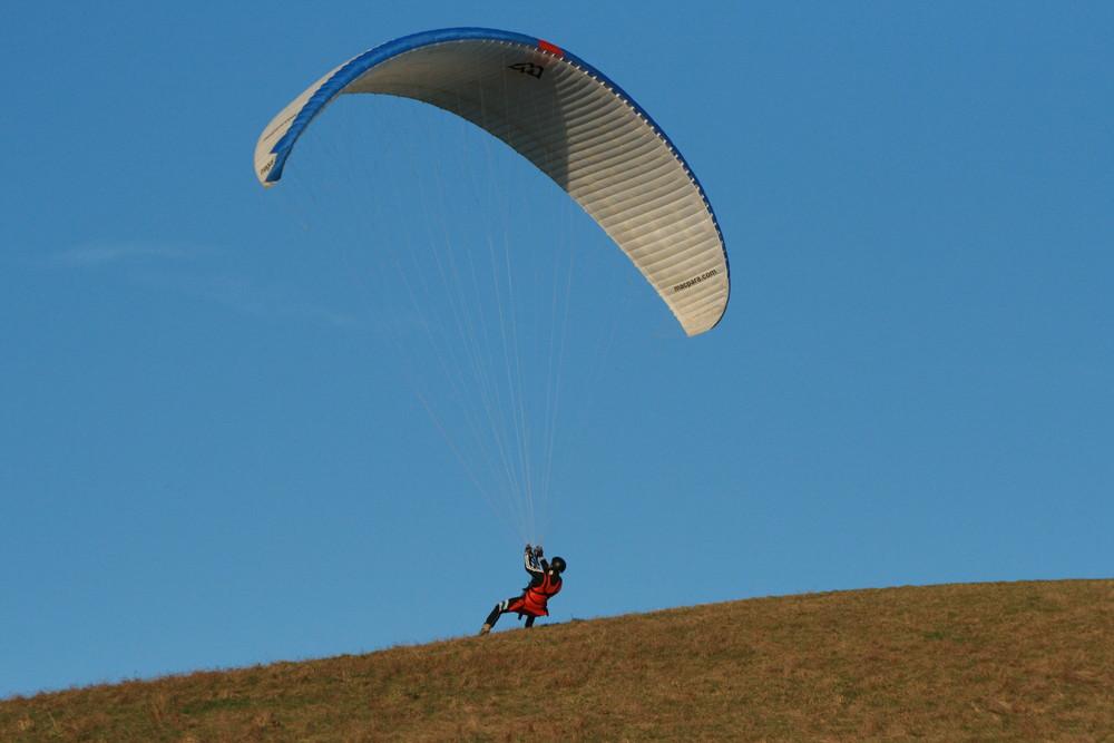 Fliegender Sport