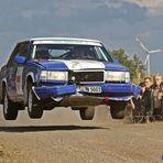 Fliegender Volvo