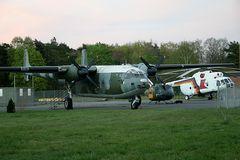 Fliegerei aus vergangenen Tagen - Fliegerhorst Wunstorf