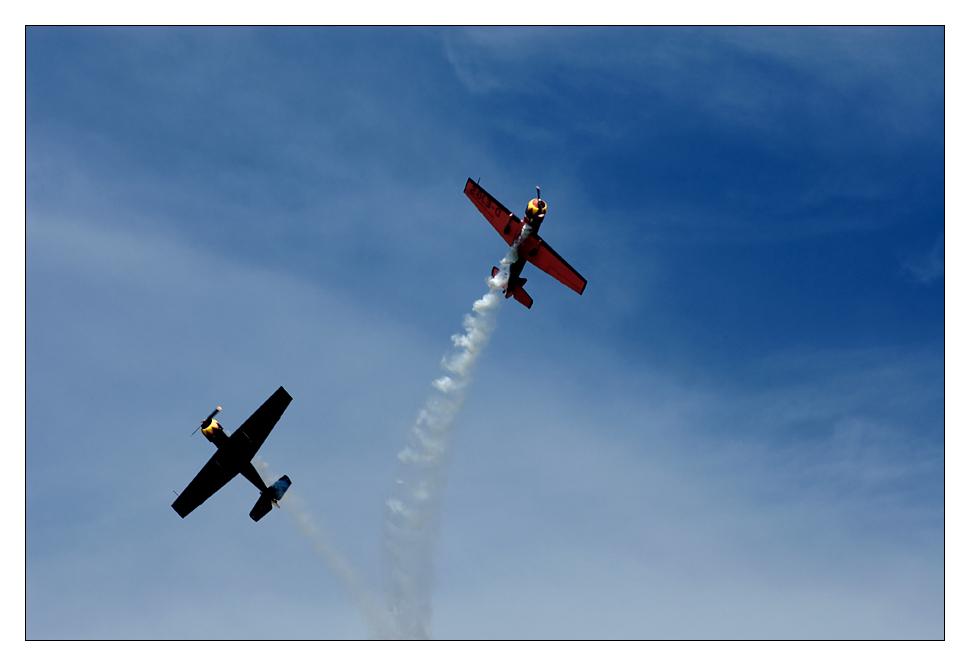 Fliegerrevue Airshow Team