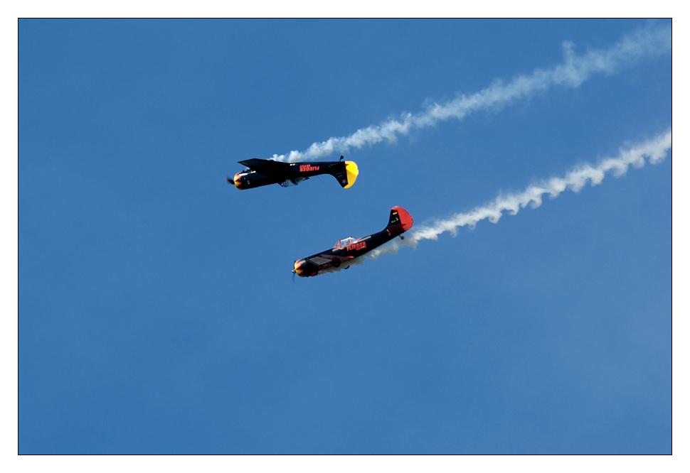 Fliegerrevue Airshow Team II