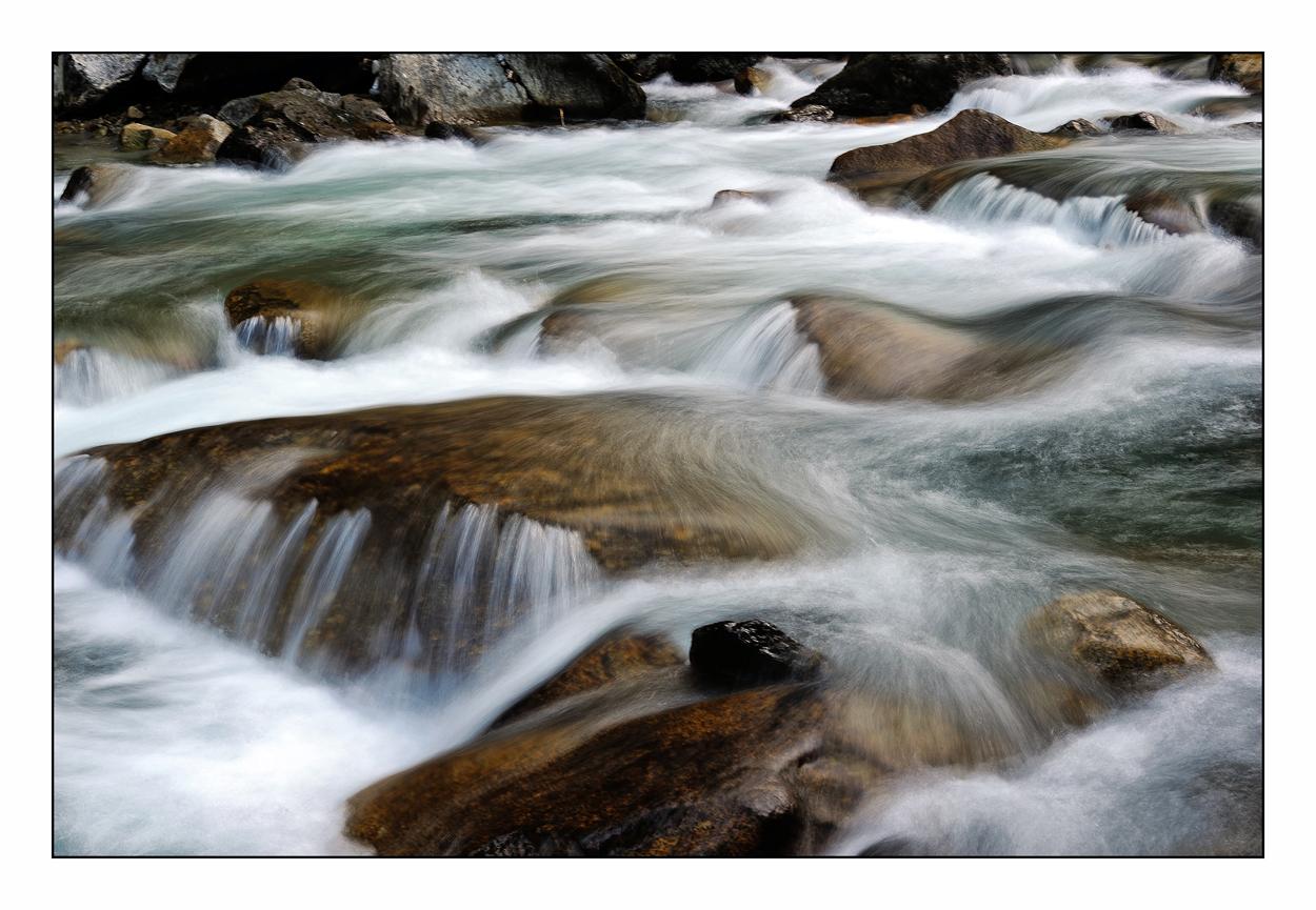 Fliesende Wasser