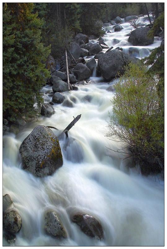 Fließend Wasser, oder ...