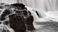 Fließendes Wasser...
