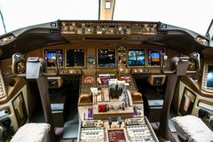 Flight Deck ANZ Triple Seven