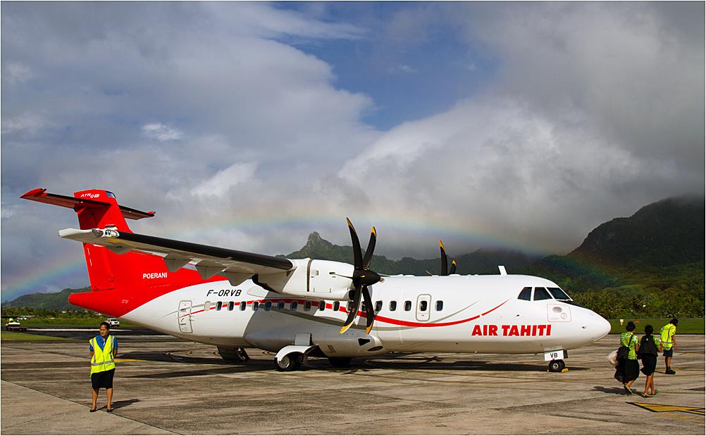 Flight VTO-36