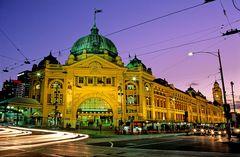 Flinders Street Station II