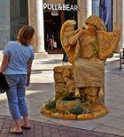 Flirt mit einem Engel :-)