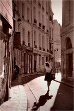 Flâner dans le Vieux Paris, Rue Charlemagne...