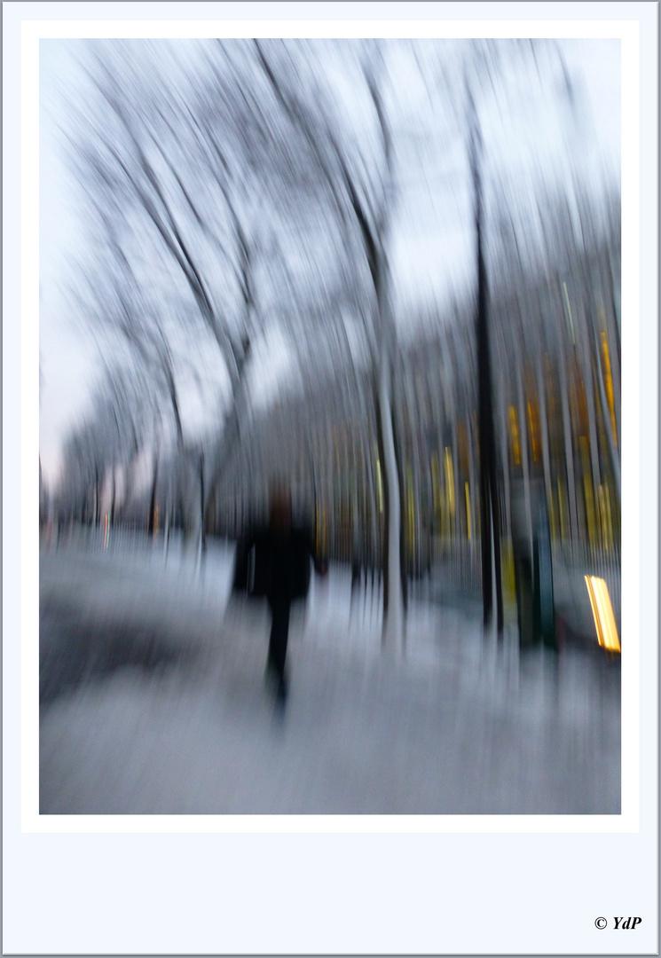 Flâner sur les Grands Boulevards...